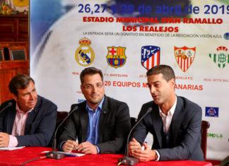 Presentación de la V Nacional Cup 2019 con Gerard López