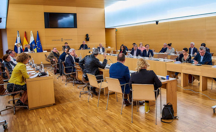 Reunión del CIAT el 12 de abril de 2019