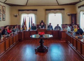 Pleno Icod abril 2019 sobre Presupuestos
