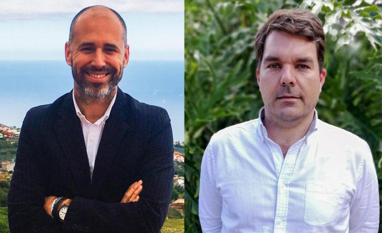 Ciudadanos designa a Ricardo Acosta para encabezar su lista a Los Realejos y a Antonio Luque para La Orotava