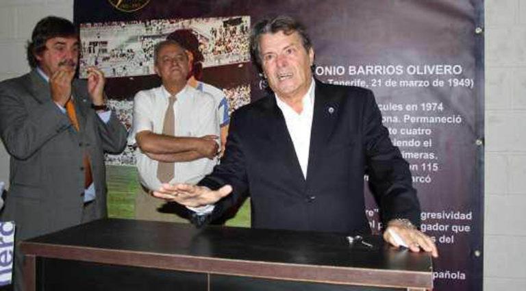 Este lunes se presentará el libro «José Antonio 'el Tigre' Barrios»