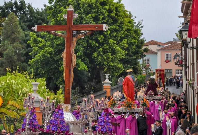 Se promociona la Semana Santa de La Orotava