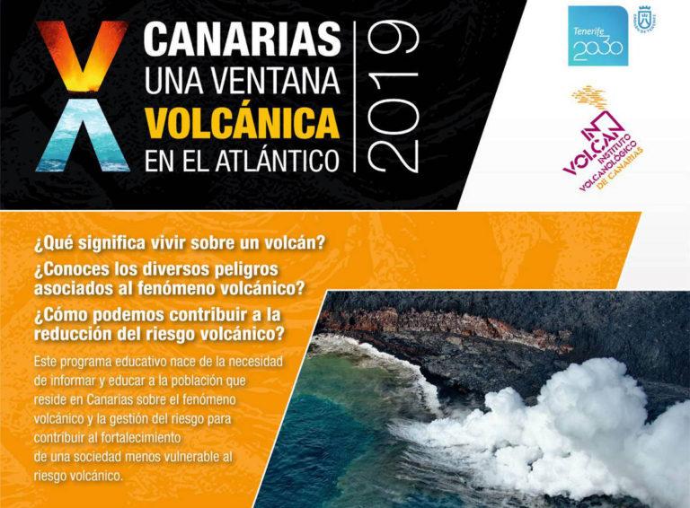 """El programa """"Una ventana volcánica en el Atlántico"""" llega a Los Realejos"""