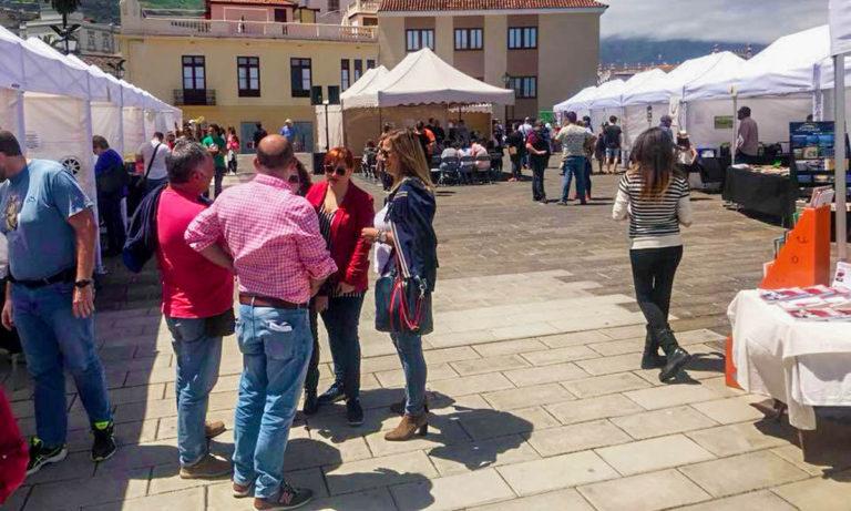 El 26 y 27 de abril se celebrará la XVI Feria del Libro de La Orotava