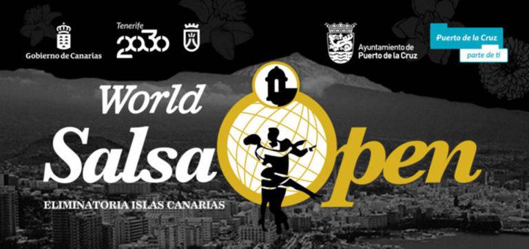 Este sábado se celebrará la final del 'Canarias Salsa Open' en la Plaza de Europa