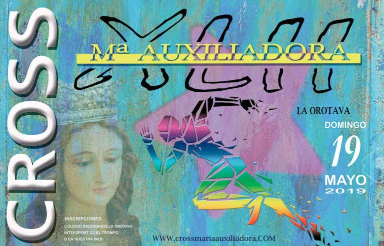 El próximo domingo se celebra el Cross María Auxiliadora en La Orotava