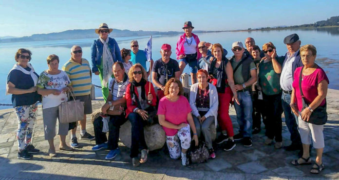 Viaje Turismo Social Mayores Galicia 2018