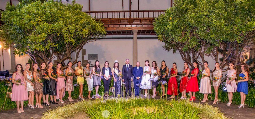 Presentación de las candidatas a Reina de las Fiestas de La Orotava 2019