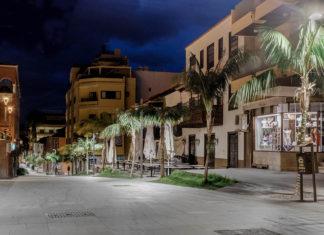 La actuación en la Calle Quintana, en Puerto de la Cruz, promovida por el Consorcio y que obtuvo una Mención Especial en la VIII edición de los Premios de Arquitectura Accesible 2018.