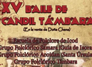 Baile Candil Tambara