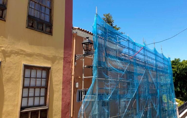 Se incrementa la rehabilitación de casas antiguas en el centro de La Orotava