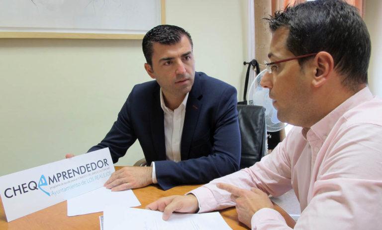Los Realejos dedica 31.000 euros a 27 nuevos 'cheques emprendedor'