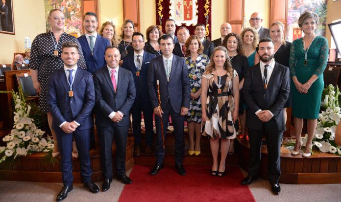 Corporación Municipal 2019-2023 de Los Realejos