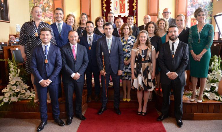 Manuel Domínguez reelegido alcalde de Los Realejos