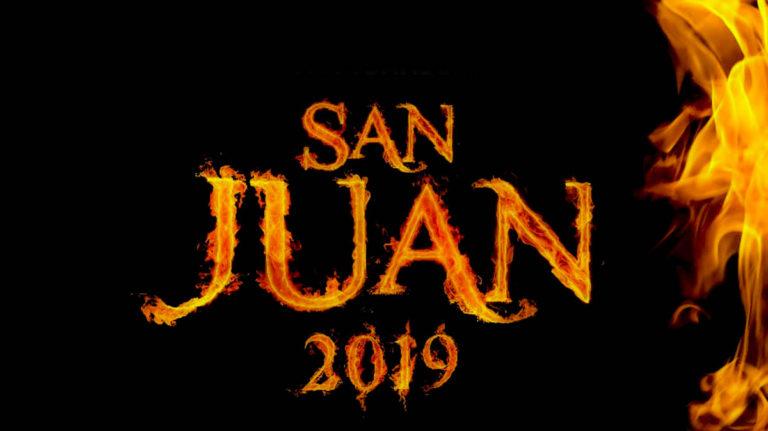 Este fin de semana cita con San Juan