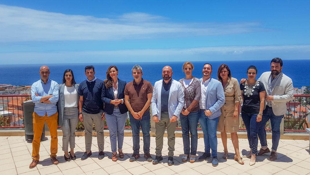 Grupo de Gobierno PSOE-ACP