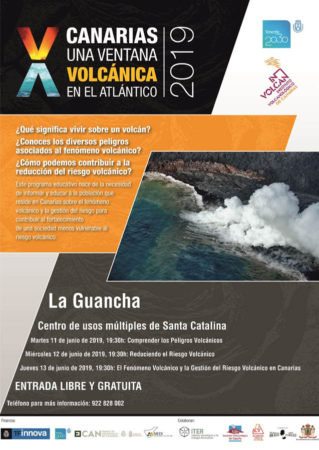 Involcan-Ventana volcánica-La Guancha