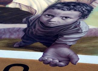 Las alfombras de la Orotava y el mendicante