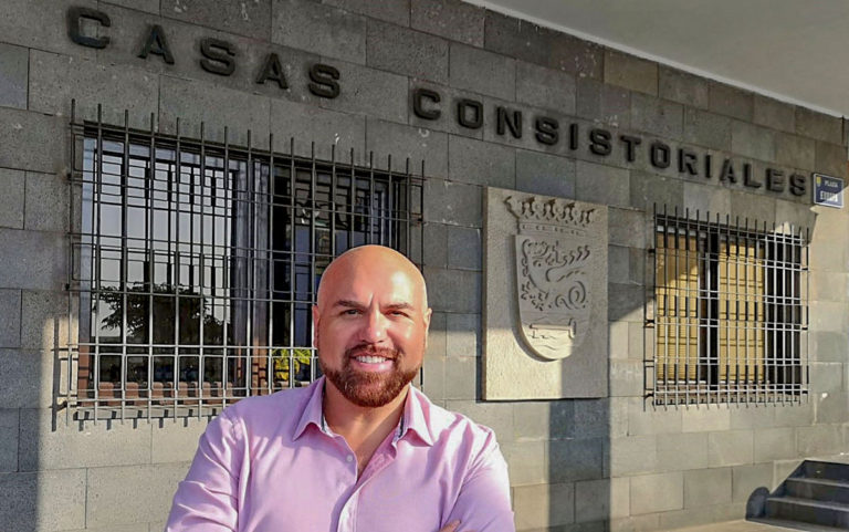 """Marco González: """"el pacto con Asamblea Ciudadana tiene una base sólida, con grandes coincidencias y no será un mero reparto de poder"""""""