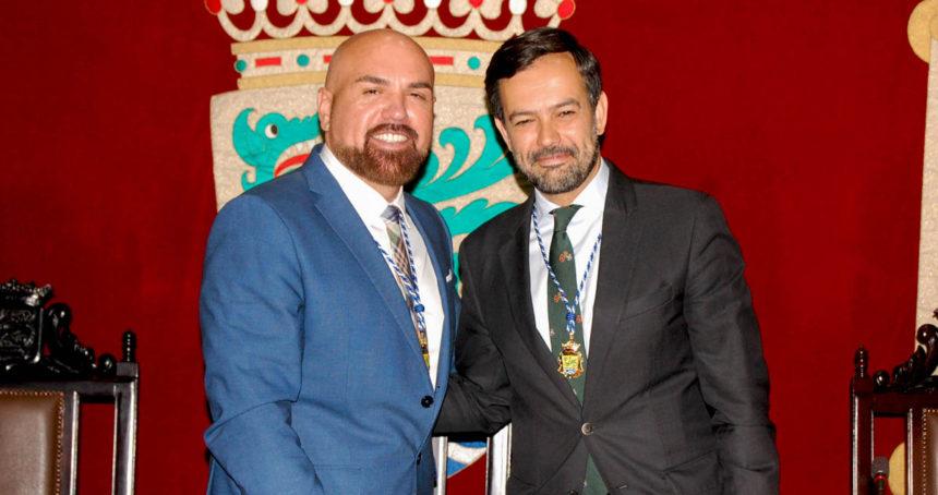 Marco Gonzalez y Lope Afonso