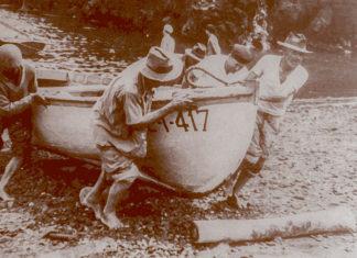 Marineros del Puerto de la Cruz
