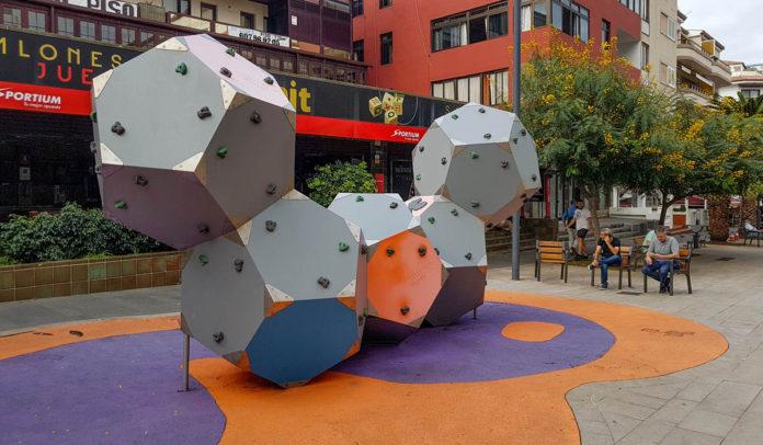 Parque Infantil de la Avenida Familia Betancourt y Molina