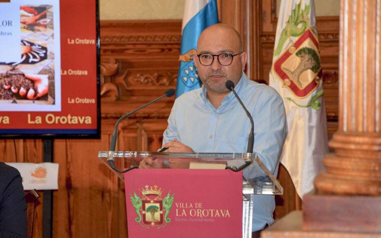 Pedro Hernández Murillo leerá este martes el pregón de las fiestas