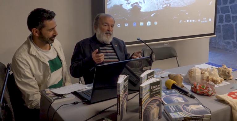 """Este jueves se presenta el libro """"El bucio en Canarias"""""""