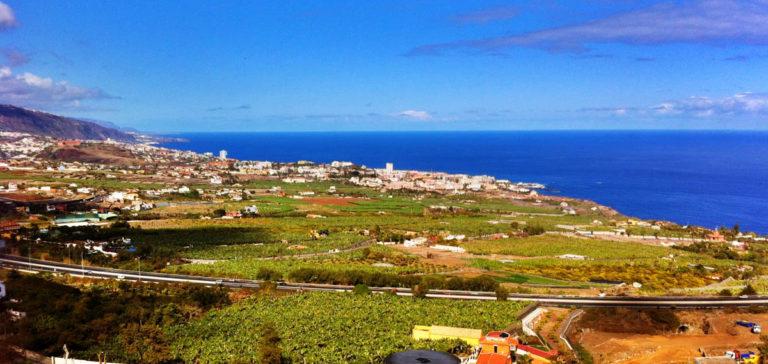 El Valle de Taoro, referente del paisaje canario