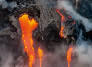 Riesgo volcanico