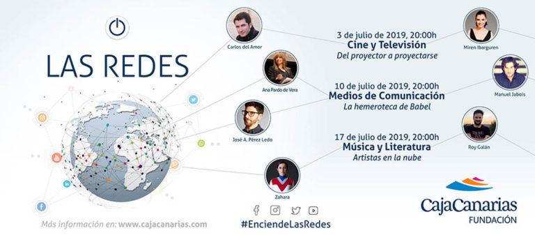 """Comienza el Foro """"Enciende las Redes"""" CajaCanarias 2019"""