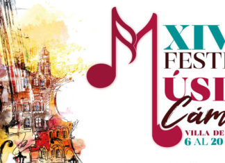 Cartel del Festival Ensemble Villa de La Orotava 2019