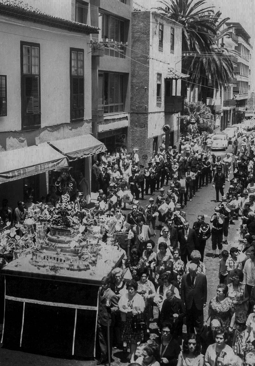 Fiestas de Julio 17-7-1972