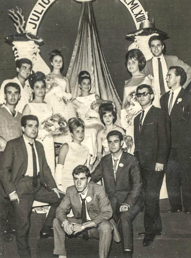 Fiestas de Julio 1963