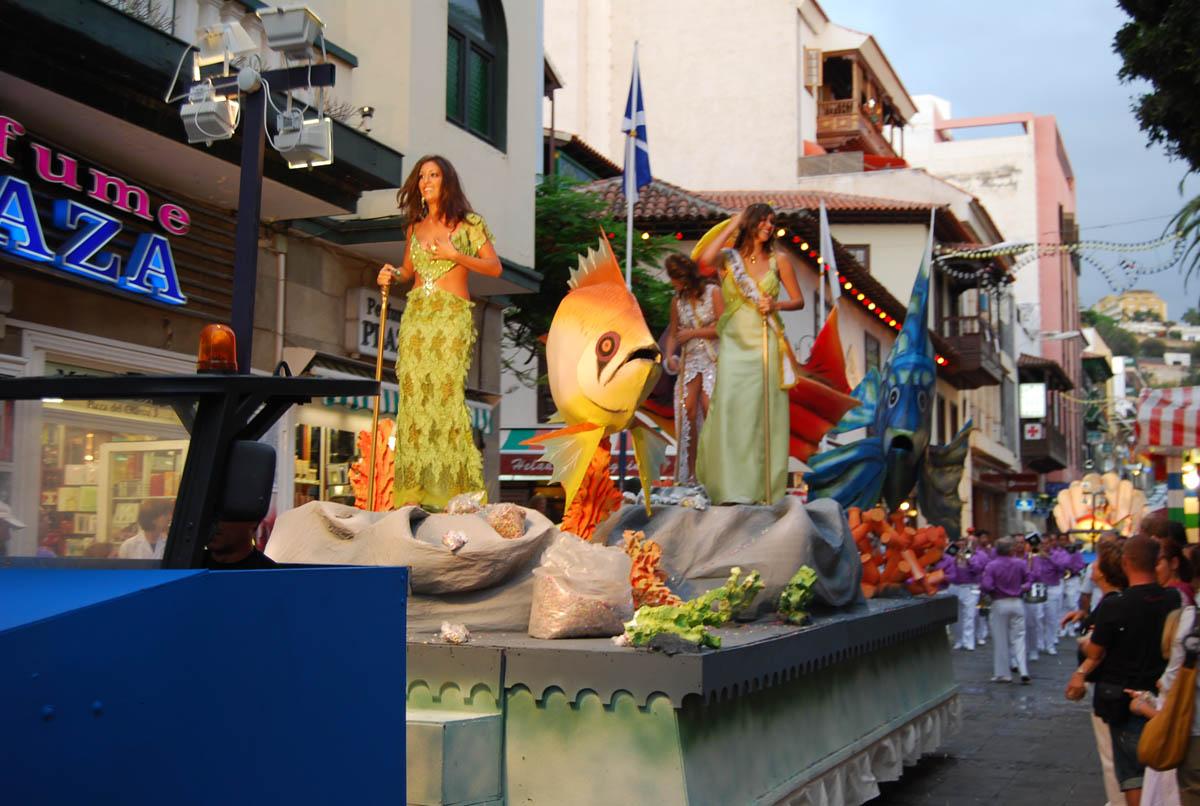 Fiestas de Julio 2008