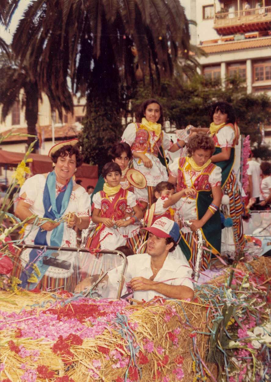 Fiestas de Julio - años 80