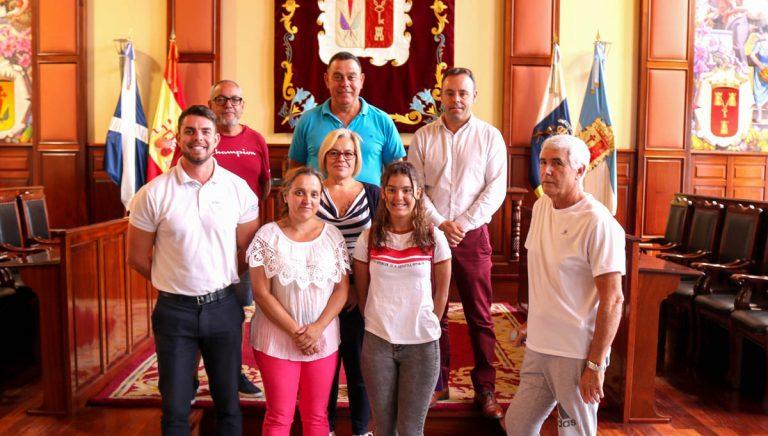 Se adjudican en Los Realejos 10 nuevas parcelas para huertos urbanos en El Burgado