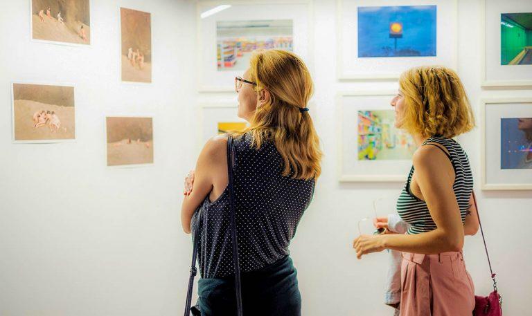 Una exposición colectiva dará inicio a la cuarta edición del 'Phe Festival'