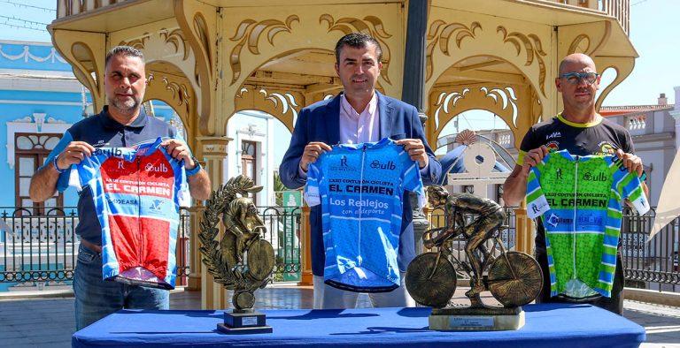 Este sábado comienza en Los Realejos el 'Cinturón Ciclista El Carmen'