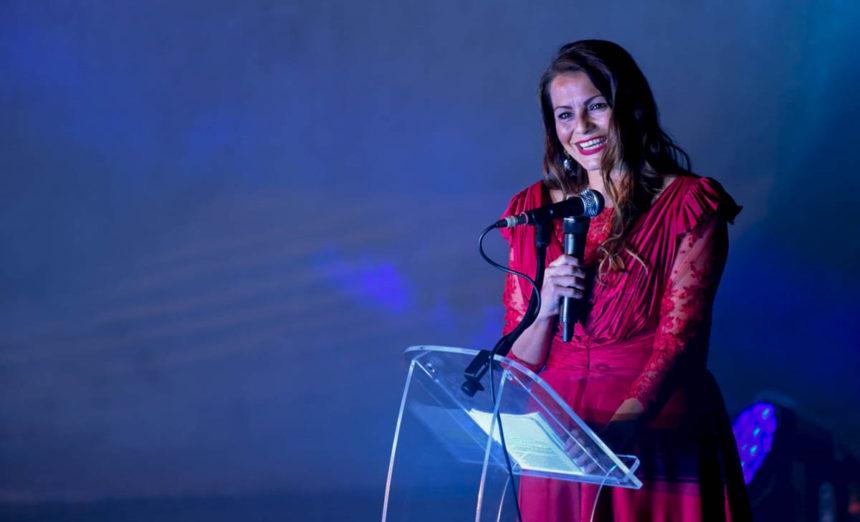 Presentacion de candidatas a reina de las Fiestas de Julio 2