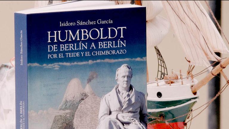 Se presentó el libro de Isidoro Sánchez sobre la figura de Humboldt (+VIDEO)