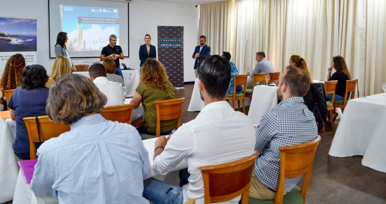 Una treintena de empresas portuenses se suman al Programa de Calidad Turística