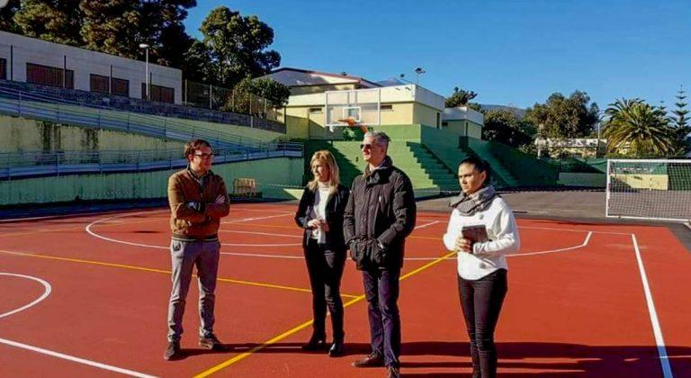 Se invierte medio millón de euros en la mejora de colegios públicos de La Orotava