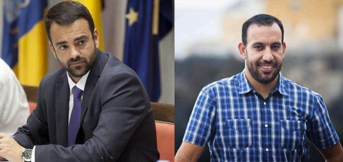 Aaron Afonso y Jonás González