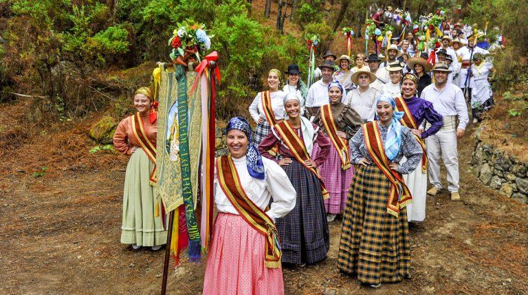 Este sábado en La Guancha se realizará la XXI Bajada de Las Hayas