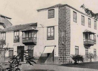 Casa de los Iriarte 1940-45