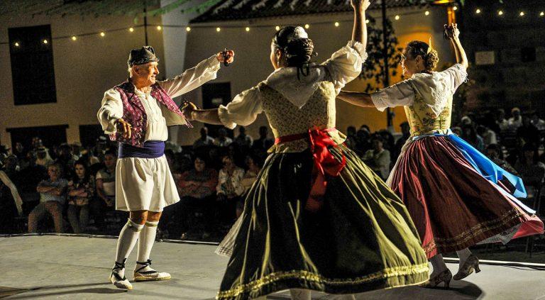 Este viernes llega La Guancha la 'Muestra de danzas rituales'