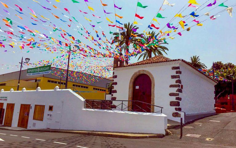 El Calvario en Santa Úrsula celebra sus fiestas hasta el 13 de agosto