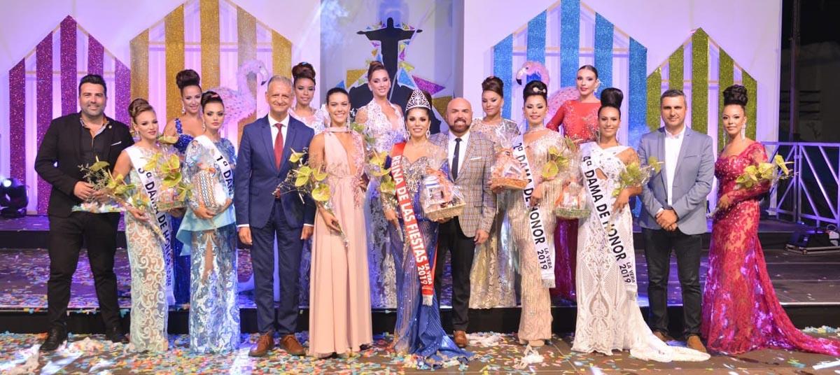 Gala de Eleccion de la Reina de La Vera 2019