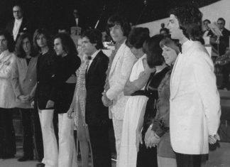 Imagen del sexto Festival de la Cancion del Atlántico en 1971